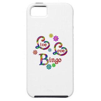 Live Love Bingo Case For The iPhone 5