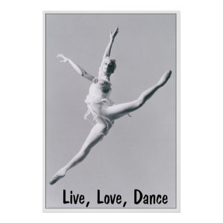 Live, Love, Dance 2 Poster