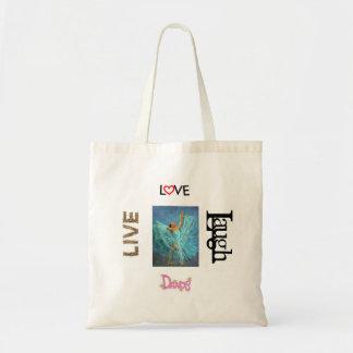 Live Love Dance Bags