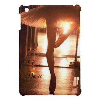 Live Love Dance - Ballet iPad Mini Cases