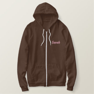 Live Love Dance (Or Your Favorite Sport) Embroidered Hoodie