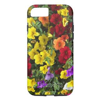 Live Love Garden Floral Phone Case