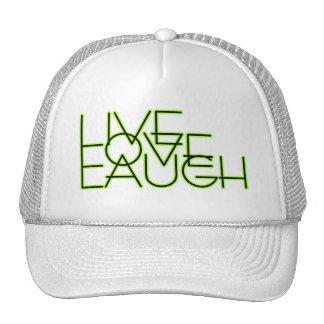 Live Love Laugh Cap