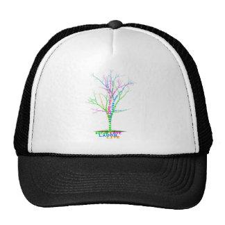 Live Love Laugh Dream ROOTS Design Trucker Hats