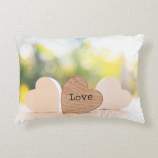 Live, Love, Laugh - Love Decorative Cushion