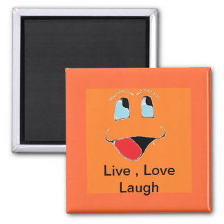 live love laugh magnet