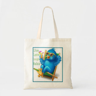 live love laugh relax tote bag