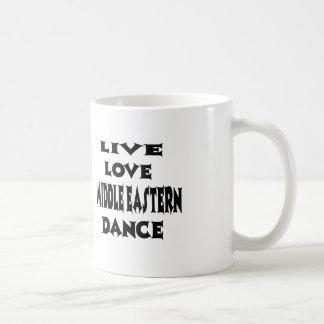 Live Love Middle eastern Coffee Mug