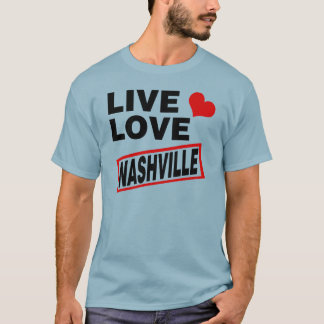 LIVE LOVE NASHVILLE T-Shirt