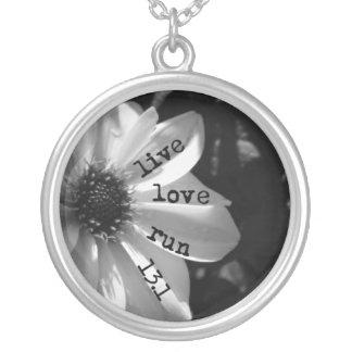 Live Love Run 13.1 by Vetro Jewelry