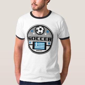 Live Love Soccer Greece Tee Shirts