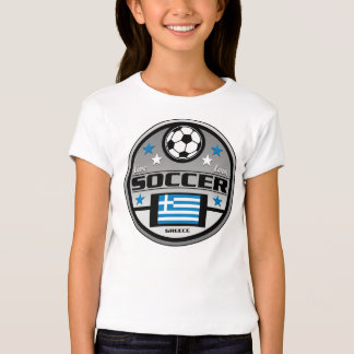 Live Love Soccer Greece Tshirt