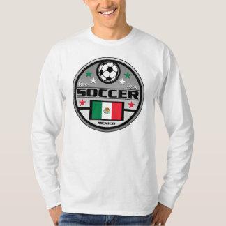 Live Love Soccer Mexico T-Shirt