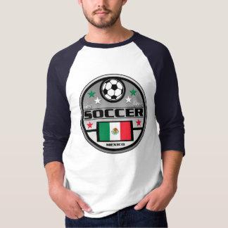 Live Love Soccer Mexico Tshirt