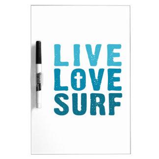 live-love-surf Dry-Erase boards