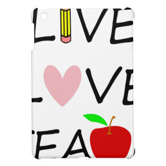 live love teach2 case for the iPad mini