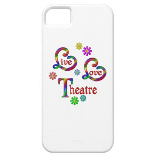 Live Love Theatre Case For The iPhone 5