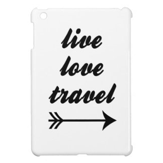 Live Love Travel iPad Mini Case