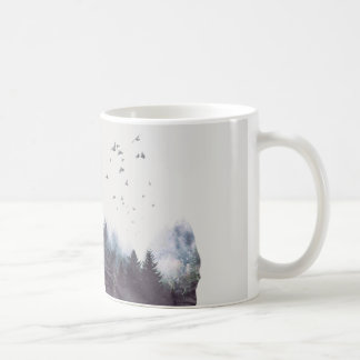 LIVE NATURE COFFEE MUG
