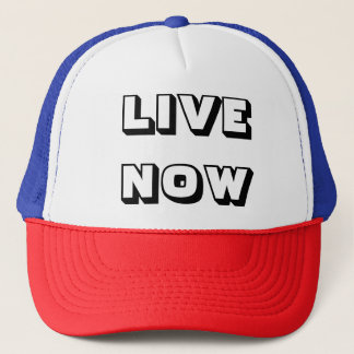 Live Now Hat