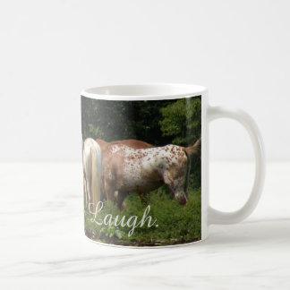 Live. Ride. Laugh. Mug