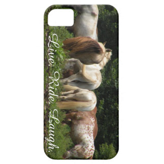 Live. Ride. Laugh. Phone Case Barely There iPhone 5 Case