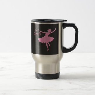 Live to DANCE! Travel Mug