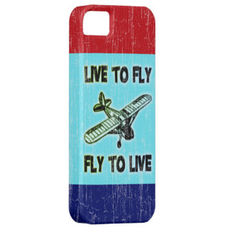 Live To Fly, Fly To Live Barely There iPhone 5 Case