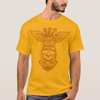 Live to Ride Another Day (vintage gold) T-Shirt