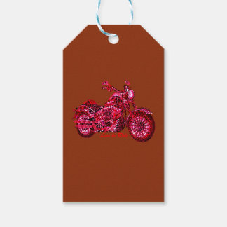Live to Ride Gift Tags