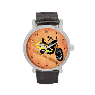 Live to Ride - Motorcycle Watch