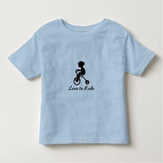 Live to Ride Tshirt