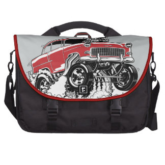 LIVE TO ROD! 55 Gasser Commuter Bags