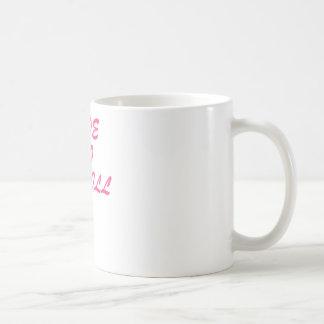 Live to thrill coffee mugs