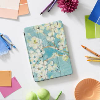 Live Turquoise iPad Air Cover
