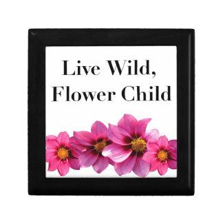 Live Wild Flower Child Gift Box