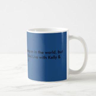 """Live with Kelly & Michael"" Mug"