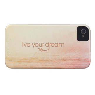 Live Your Dream Blackberry Bold Covers
