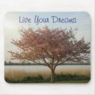 Live Your Dreams Mousepad