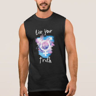 Live Your Truth Sleeveless Shirt