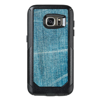 Lived In Comfortable Blue Jeans OtterBox Samsung Galaxy S7 Case