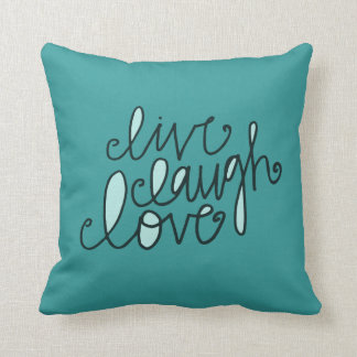 LiveLaughLove Pillow