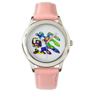 Lively colourfull funny  watch
