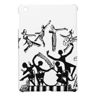 Lively Party with Dancing iPad Mini Cases