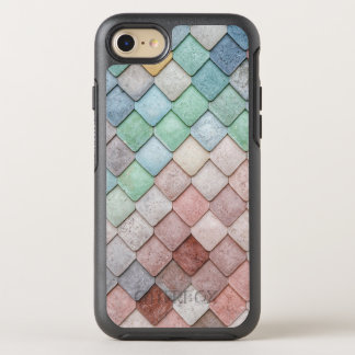 Lively Tile Pattern OtterBox Symmetry iPhone 8/7 Case