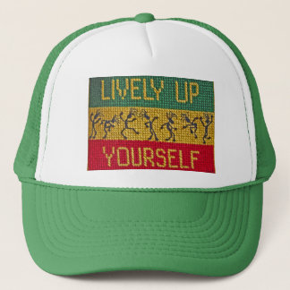 lively up yourself hat