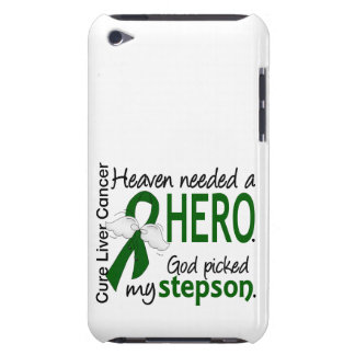 Liver Cancer Heaven Needed a Hero Stepson iPod Touch Cover