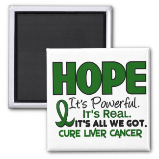 Liver Cancer HOPE 1 Magnet