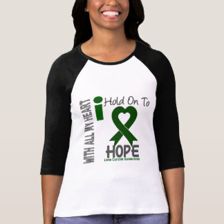 Liver Cancer I Hold On To Hope T-Shirt