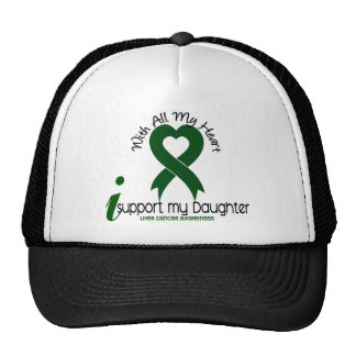 LIVER CANCER I Support My Daughter Hats